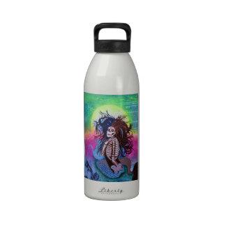 Sea Witch Art Drinking Bottles