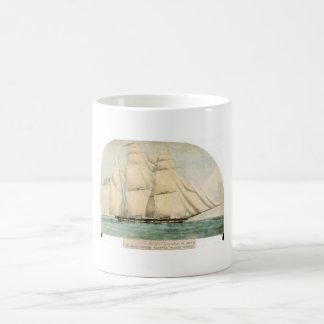 """""""Sea Witch"""" opium clipper 1831 Coffee Mug"""