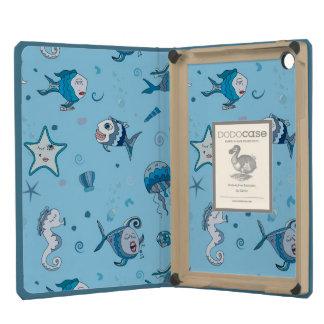 Sea world. iPad 2/3/4 DODOcase iPad Mini Retina Cases
