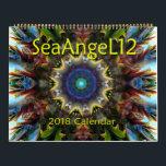 """SeaAngeL12 - Mandala Calendar 2018<br><div class=""""desc"""">SeaAngeL12 - Mandala Calendar 2018</div>"""