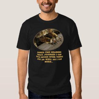 Seabees Bees Tee Shirt