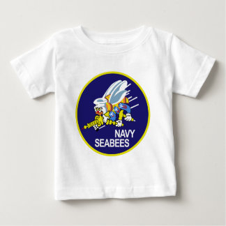 Seabees NAVY Baby T-Shirt