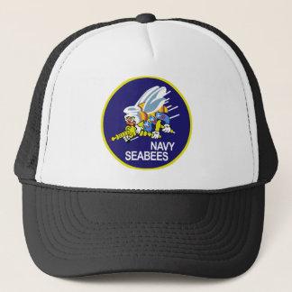 Seabees NAVY Trucker Hat