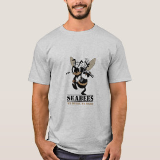 Seabees We build We Fight Mens Shirt