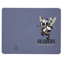 Seabees We build We Fight Pocket Notebook