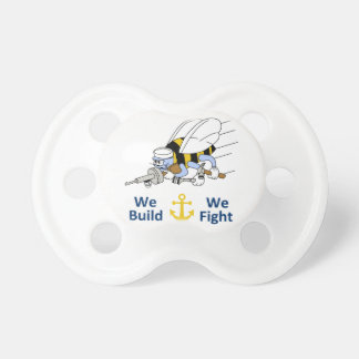 Seabess Build We Fight Pacifier
