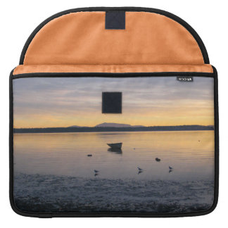 Seabirds and Boat Sleeves For MacBooks