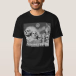 Seabiscuit is on Mount Rushmore! T Shirts