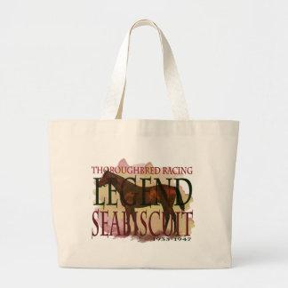 Seabiscuit - leyenda que compite con excelente bolsas