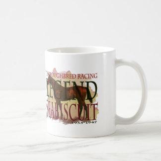 Seabiscuit - Thoroughbred Racing Legend Mugs