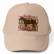 Seabiscuit - Thoroughbred Racing Legend Trucker Hat