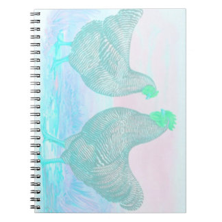 SeaBlast Spiral Notebooks