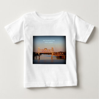SEABOARD AIRLINE RR BRIDGE - CHATTAHOOCHEE RIVER BABY T-Shirt