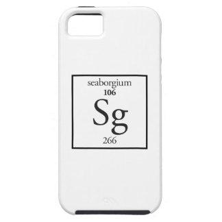Seaborgium iPhone 5 Funda