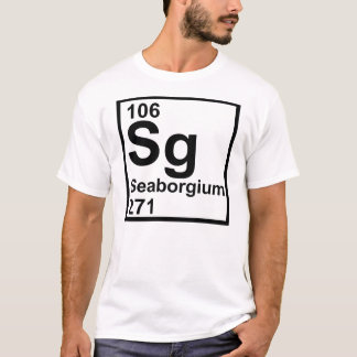 Seaborgium T-Shirt