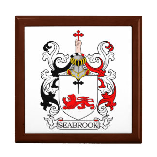 Seabrook Coat of Arms I Jewelry Boxes