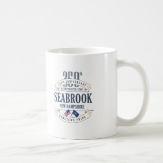 Seabrook, New Hampshire 250th Anniversary Mug