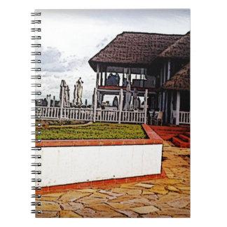 SeaCliff Notebook