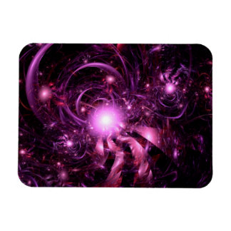 Seacrets of the Universe Partially Revealed Rectangular Photo Magnet