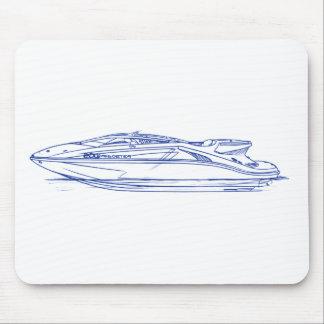 SeaD Speedstr 200 2007+ Mouse Pad