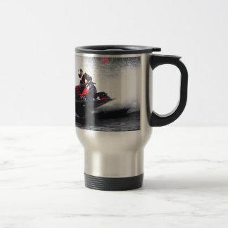 Seadoo Championship Racing 15 Oz Stainless Steel Travel Mug