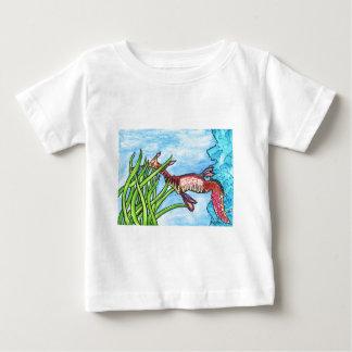 Seadragon by Sally Stevens T Shirt