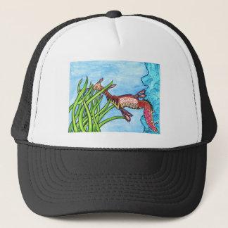 Seadragon by Sally Stevens Trucker Hat
