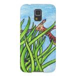 Seadragon de Sally Stevens Carcasas De Galaxy S5