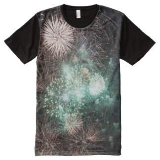 Seafire Display 2015 - Gold Coast, QLD, Australia All-Over-Print Shirt