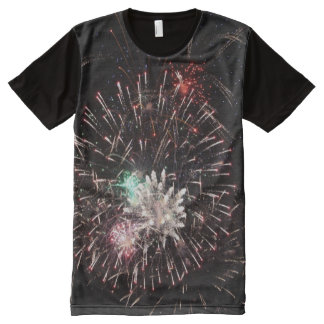 Seafire Display 2015 - Gold Coast, QLD, Australia All-Over-Print T-Shirt