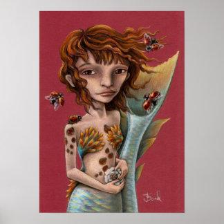 Seaflower Poster