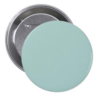 Seafoam Blue Fashion Color Trend 2014 Custom Button