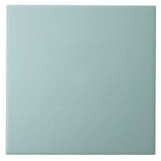 Seafoam Blue Fashion Color Trend 2014 Custom Tile