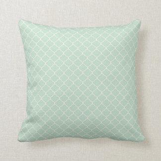 Seafoam Blue Decorative Pillows : Seafoam Green Pillows - Decorative & Throw Pillows Zazzle