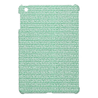 Seafoam Green Weave Mesh Look Cover For The iPad Mini