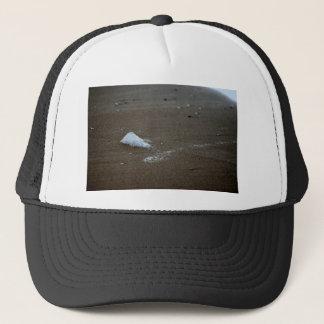 SEAFOAM ON BEACH QUEENSLAND AUSTRALIA TRUCKER HAT