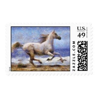 Seafoam Postage Stamp