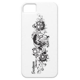 Seafoam Shatter iPhone SE/5/5s Case