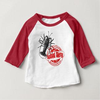 Seafood Allergy - Baby Allergy Alert Shirt