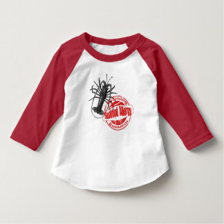 seafood Allergy - Toddler Allergy Alert Shirt