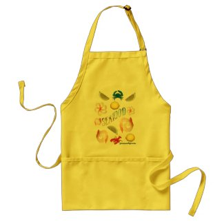 Seafood! apron