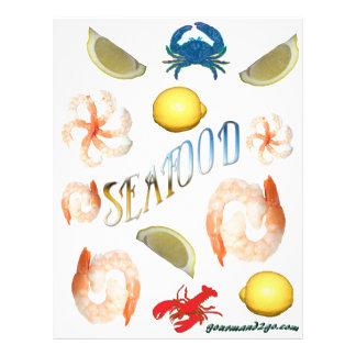 Seafood! Flyer