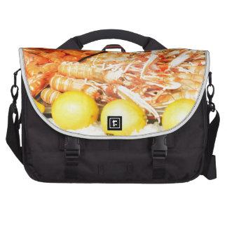 Seafood Computer Bag