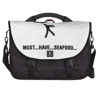Seafood Lover Commuter Bags