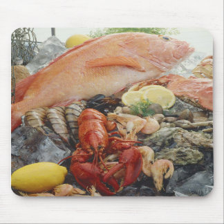 Seafood Mouse Mats