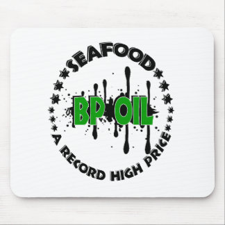 SEAFOOD PRICES MOUSEPAD