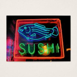 Seafood Profile Card