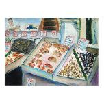 Seafood Sale Invitations (Pike Place Seattle)