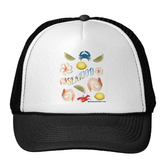Seafood! Trucker Hat
