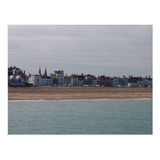 Seafront At Deal Postcard